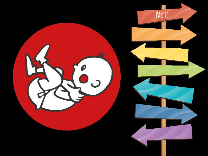 Guide Rouge Arc-en-Flex