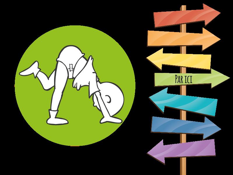 Guide Vert Arc-en-Flex
