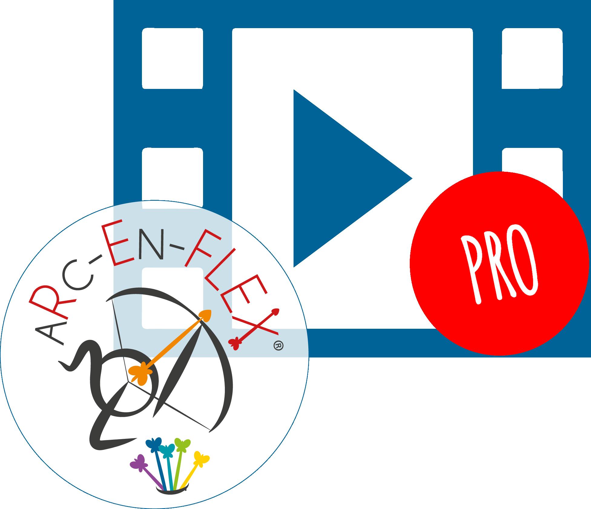 PACK Vidéos Bleu (Activités de maturation) Professionnel