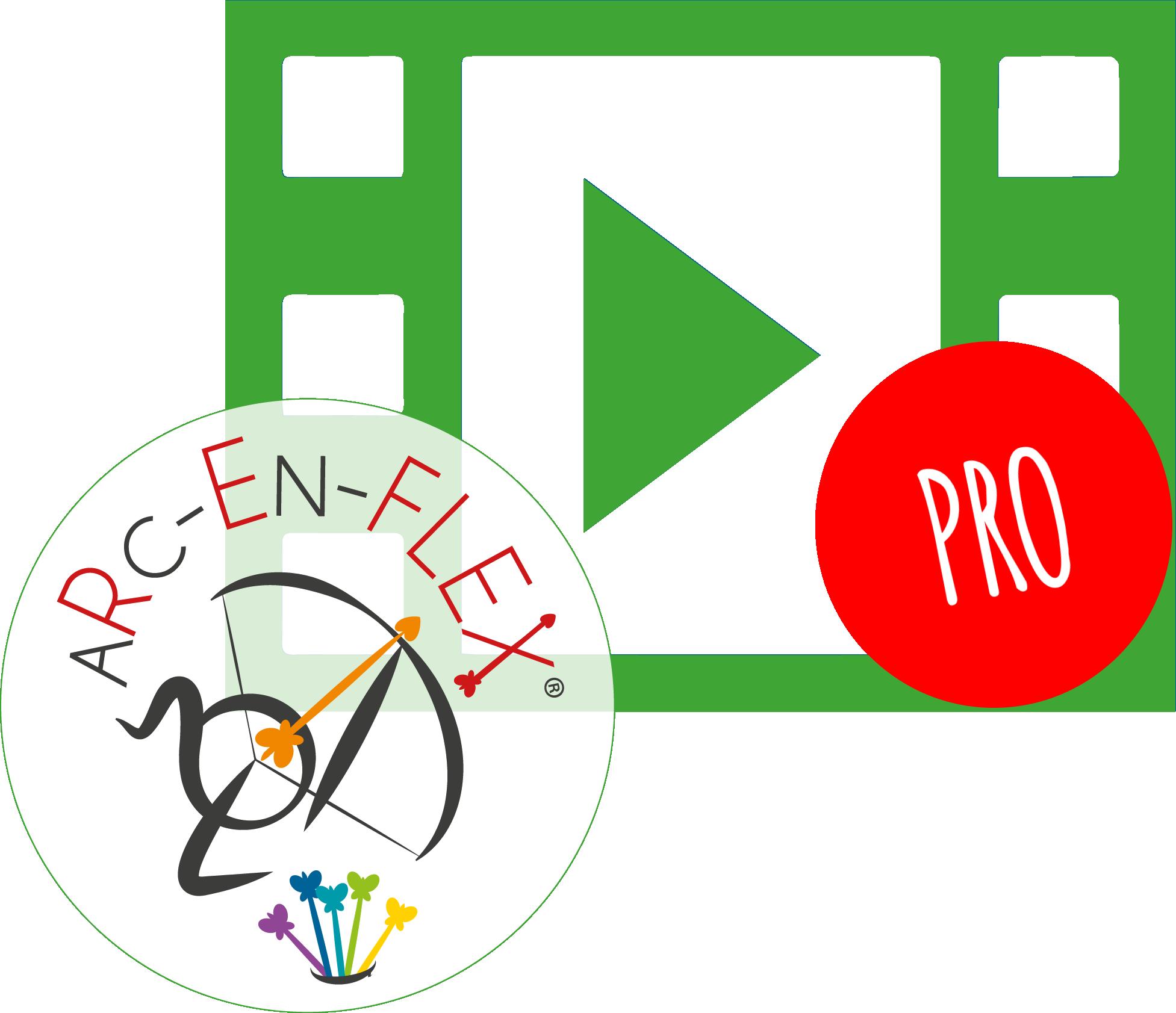 PACK Vidéos Vert (Auto-massages) Professionnel